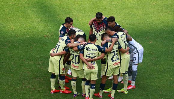 América es líder en solitario del torneo Apertura 2021 de la Liga MX (Foto: Getty Images).