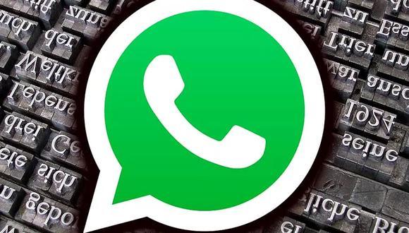 De esta manera le podrás brindar un nuevo aspecto a tu WhatsApp. (Foto: Andro4All)