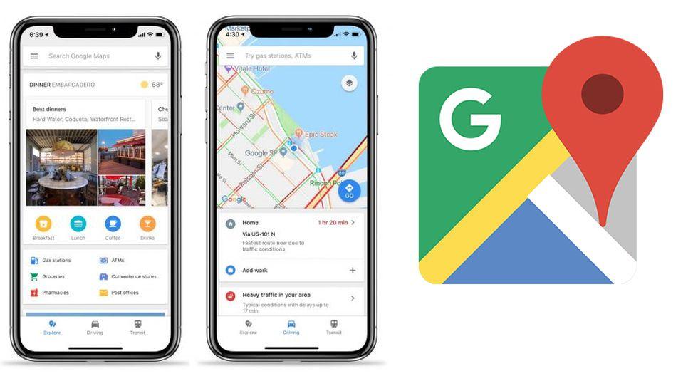 Conoce el sensacional truco para viajar en el tiempo con Google Maps. Así lucía Lima 20 años atrás. (Foto: Google)