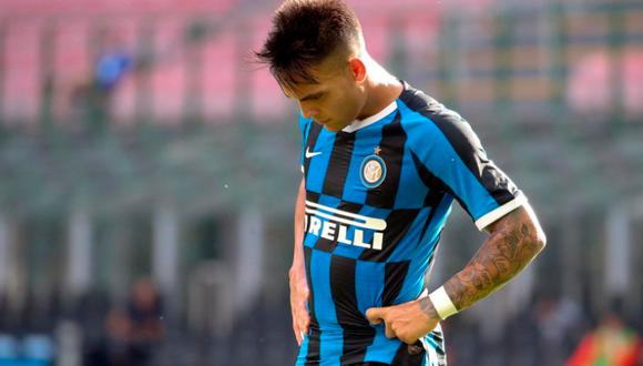 Lautaro Martínez sigue siendo la segunda pieza principal en ataque de Conte, tras Lukaku. El objetivo de esta temporada es la Serie A.