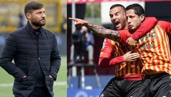 Lapadula aún posee contrato con Benevento de Italia (Foto: Agencias)