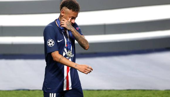 Neymar no juega desde el 10 de febrero. (Foto: Getty Images)