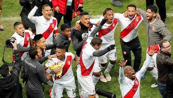 La Selección Peruana disputará ante Brasil una final de Copa América luego de 44 años. (Foto: EFER)