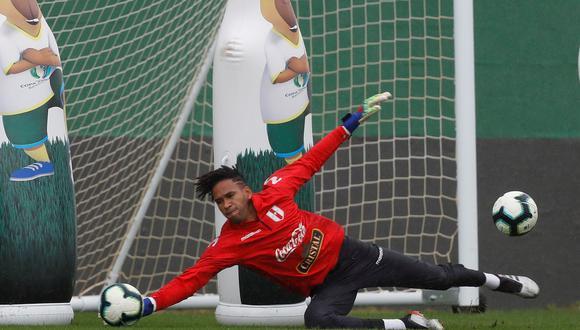 Pedro Gallese registra 63 partidos con la Selección Peruana en la 'era Gareca' (Foto:GEC)