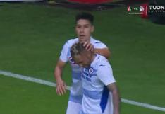 Para enmarcar: golazo de 'Pol' Fernández para el 1-1 del Cruz Azul vs. Toluca por la Liguilla MX [VIDEO]