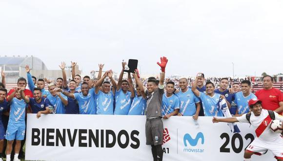 Deportivo Llacuabamba jugará la Liga 1 en el 2020 (Foto: GEC)