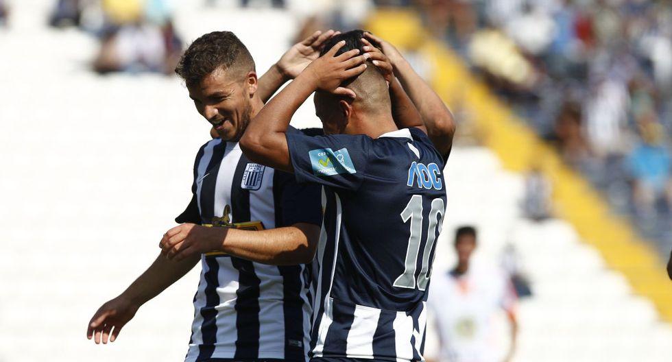 Cueva y Costa, convocados a la Selección Peruana, jugaron juntos en Alianza Lima. (Foto: GEC)