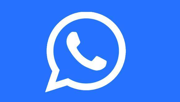 Conoce cómo obtener el ícono de WhatsApp en azul. (Foto: Depor)