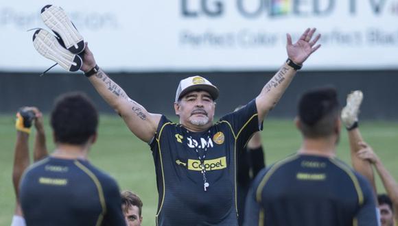 Dorados empató contra Querétaro para avanzar a la siguiente ronda de la Copa MX. (Foto: AFP)