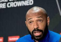 """""""Todo el que vaya allí sufrirá"""": recomiendan a Henry no aceptar el banquillo del Barcelona"""