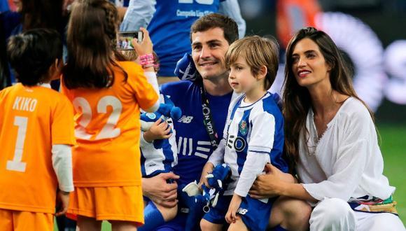 Iker Casillas y Sara Carbonero estuvieron casados desde 2016. (Internet)