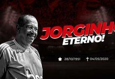 Otra lamentable pérdida: murió histórico masajista del Flamengo por coronavirus