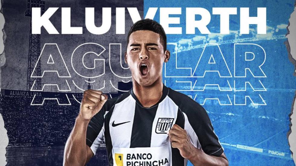 Kluiverth Aguilar - Alianza Lima.  (Photo: AL Press)