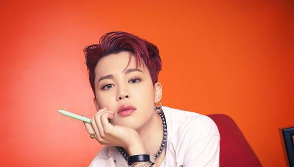 El cantante de BTS, Jimin, cumplió 26 años. (Foto: Bighit Entertainment)