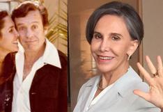 """Florinda Meza triste por cómo Roberto Gómez Bolaños """"es tratado y valorado"""" tras cancelación de emisión de """"Chespirito"""""""