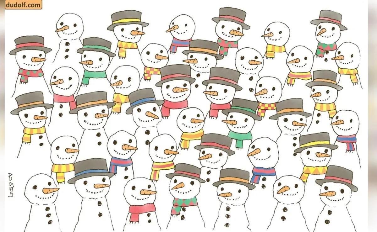 reto-viral-imposible-halla-el-muneco-de-nieve-que-se-encuentra-sin-pareja