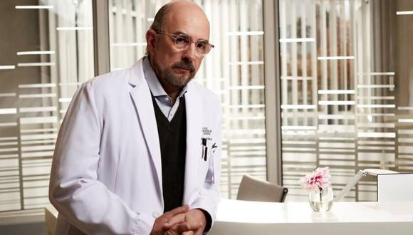 "Richard Schiff interpreta al Doctor Glassman en ""The Good Doctor""  (Foto: ABC)"