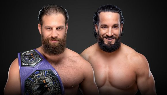 Drew Gulak y Tony Nese se verán las caras una vez más. (WWE)