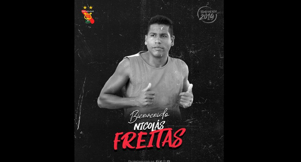 Fichajes 2019: Melgar se refuerza con volante que fue subcampeón de la Copa Libertadores