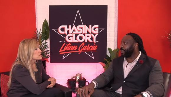 Booker T fue el reciente invitado del programa Chasing Glory. (Foto: Chasing Glory)