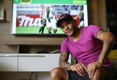 Wilmer Aguirre es el nuevo fichaje de Santos FC de Nazca