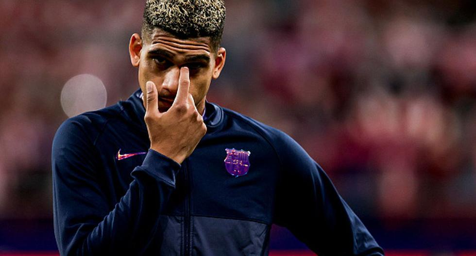 Ronald Araújo, el jugador que más preocupa a Koeman en el Barcelona