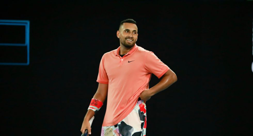 Kyrgios ocupa el puesto 40 de la clasificación ATP. (Foto: Getty Images)