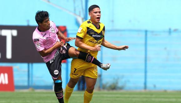 Sport Boys perdió 2-1 con Cantolao en el Alberto Gallardo (Foto: Liga 1)