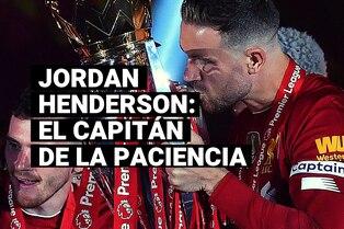 Jordan Henderson, el nuevo mejor jugador de la temporada en la Premier League