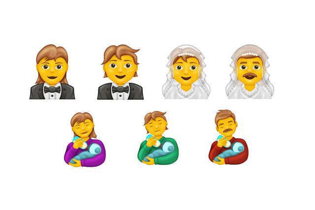 Conoce los nuevos emojis que llegarán a WhatsApp en 2020 (Foto: Emojipedia)