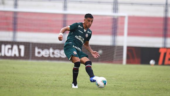 Federico Alonso está seguro que se podrá revertir la situación del equipo. (Foto: Universitario).