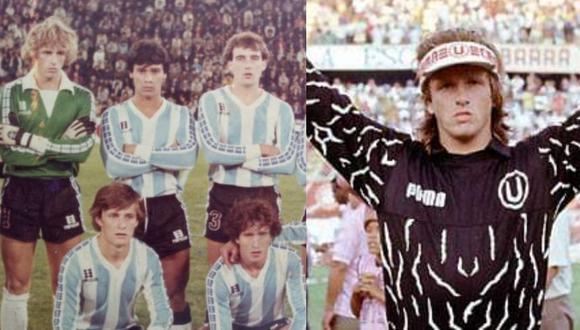 Zubczuk recordó el día que vino a jugar contra Universitario. (Foto: Archivo personal)
