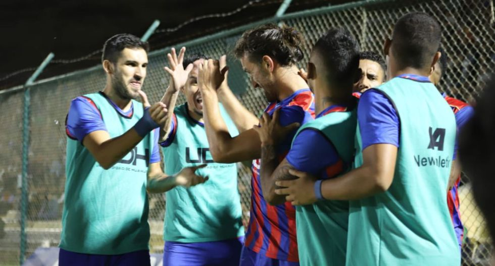 Alianza Universidad venció a Cienciano, mantiene invicto y es el único líder del Torneo Apertura. (Foto: Liga 1)