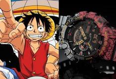 One Piece en tus manos: Casio lanza el G-SHOCK, un modelo de reloj basado en el anime