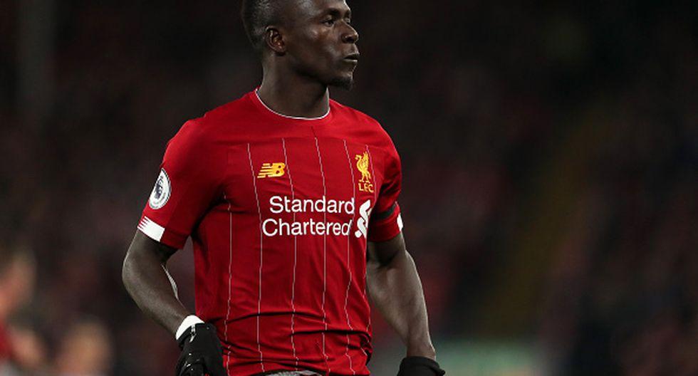 12. Sadio Mané  - 34 goles en 60 partidos (Liverpool y Senegal) (Getty)