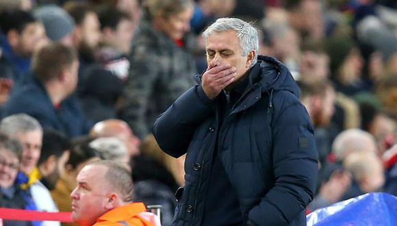 José Mourinho llegó al Tottenham tras la salida de Mauricio Pochettino. (Getty)