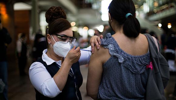 Vacuna COVID-19 de 18 a 29 años: cómo registrarte en México y cuáles son los requisitos (Foto: Getty Images)