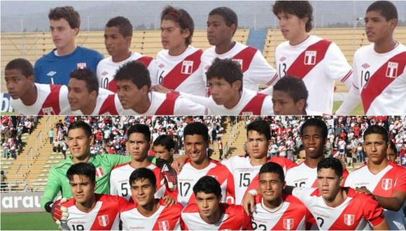 La Selección Peruana Sub 17 no juega un Mundial desde la década pasada. (Diseño: Depor)