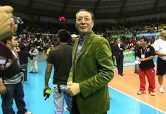 Condolencias a la familia: falleció viuda del entrenador Man Bok Park, informó la Federación Peruana de Vóley