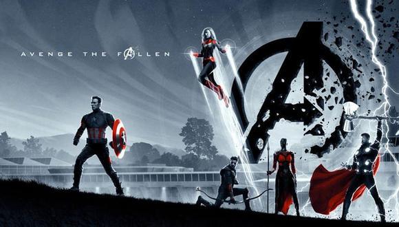 Avengers Endgame: ¿cómo evitar spoilers tras filtración de escena de 5 minutos? | Avengers 4 (Foto: Marvel Studios)