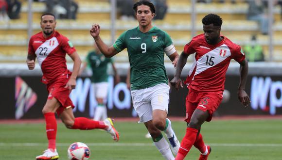 Marcelo Martins elogió a Pedro Gallese, tras el partido de Perú vs. Bolivia. (Foto: AFP)