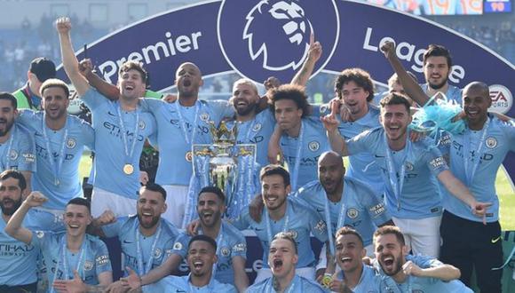 Manchester City es el bicampeón de la Premier League. (EFE)