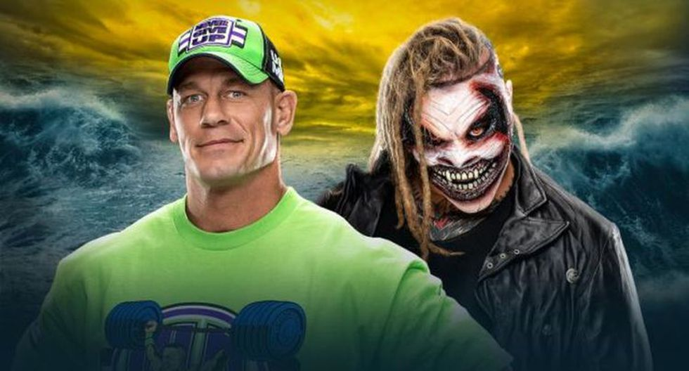 WrestleMania 36: John Cena vs 'The Fiend' Bray Wyatt en la cartelera del 5 de abril. (WWE)