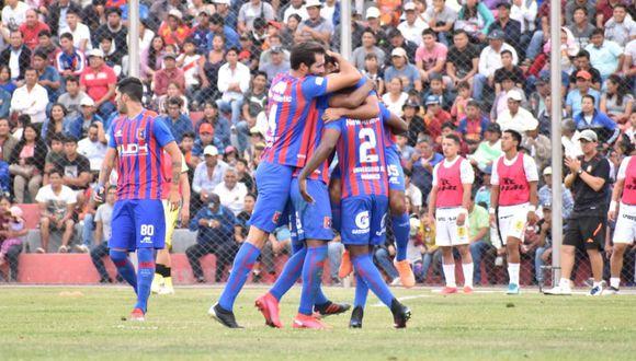 Alianza Universidad se mantiene invicto, tras empatar 1-1 frente a Ayacucho FC. (Foto: @LigaFutProf)