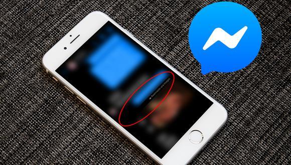 Mira el increíble truco para desaparecer 'reenviado' de tus conversaciones en Facebook Messenger. (Foto: Facebook)