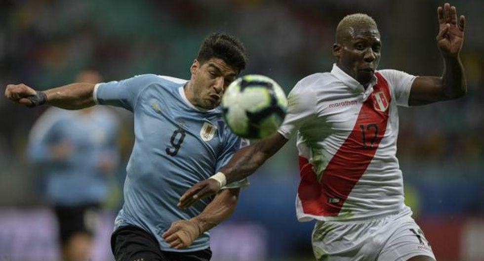 Uruguay quedó fuera de la última Copa América tras una derrota por penales ante Perú en los cuartos de final del certamen. Tres meses después chocan en Montevideo. (Foto: AFP)