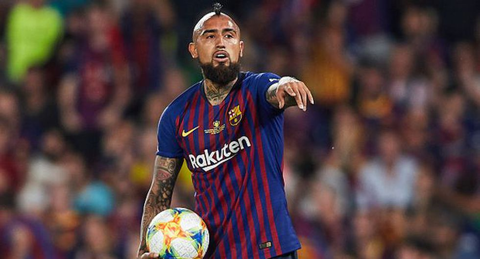 Vidal tiene contrato en Barcelona hasta mediados de 2021. (Foto: Getty)