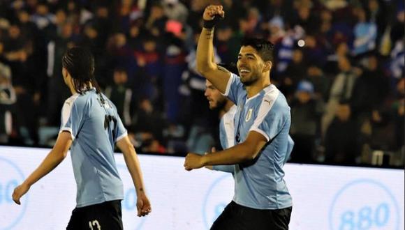 ¡El regreso de Luis Suárez! Uruguay goleó 3-0 a Panamá por Amistoso en Montevideo
