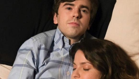 """¿Qué pasará entre Shaun y Lea en los próximos episodios de """"The Good Doctor""""? (Foto: ABC)"""