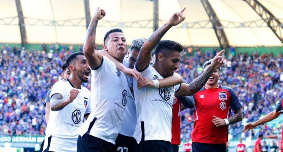 Colo Colo venció a U. de Chile en la final Copa Chile 2020 en Temuco. (Foto: Colo Colo)